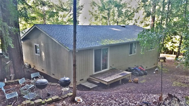 Single Family Home for Sale at 1390 Perch Way Willits, California 95490 United States