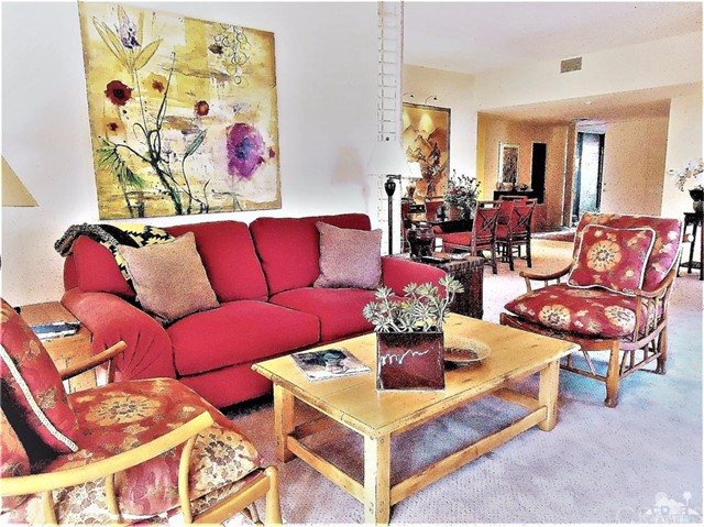 Photo of home for sale at 9 Seton Court, Rancho Mirage CA