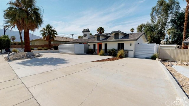 1752 Desert Park Avenue Palm Springs, CA 92262 - MLS #: 218018866DA