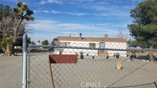 4040 Kreuer Road, Phelan, CA 92371