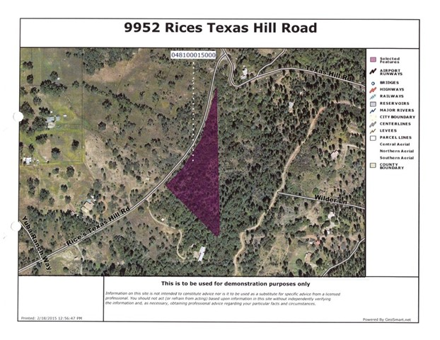 9952 Rices Texas Hill Road, Oregon House California