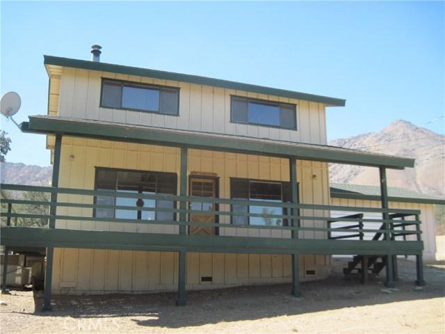 Single Family Home for Sale at 3601 Oakwood Road Lake Isabella, California 93240 United States