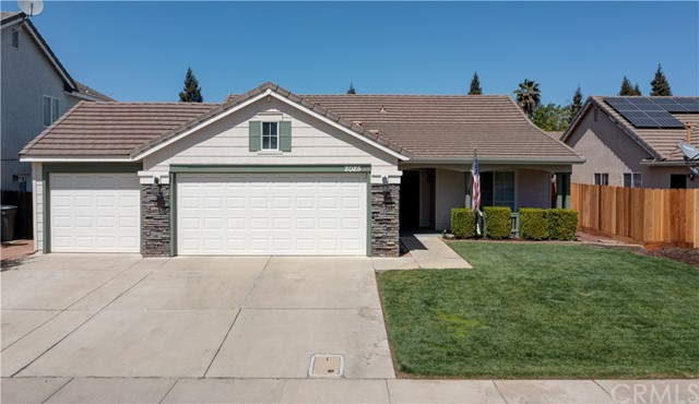 Detail Gallery Image 1 of 1 For 2025 Pinehurst Ct, Merced,  CA 95340 - 3 Beds | 2 Baths