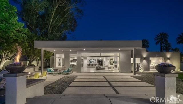 Single Family Home for Sale at 975 Patencio Road 975 Patencio Road Palm Springs, California 92262 United States