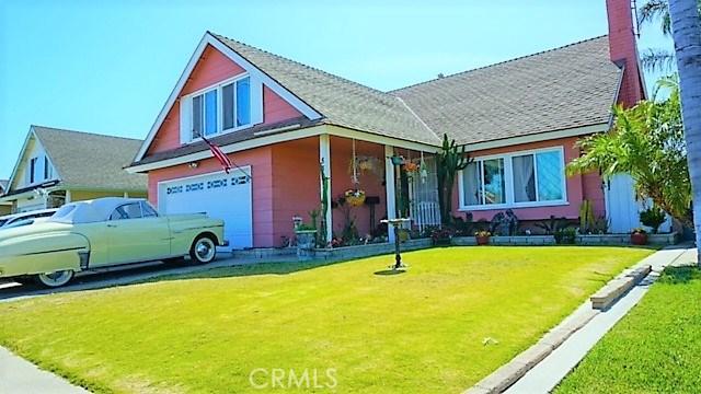 Single Family Home for Sale at 8321 Santa Margarita Lane La Palma, California 90623 United States