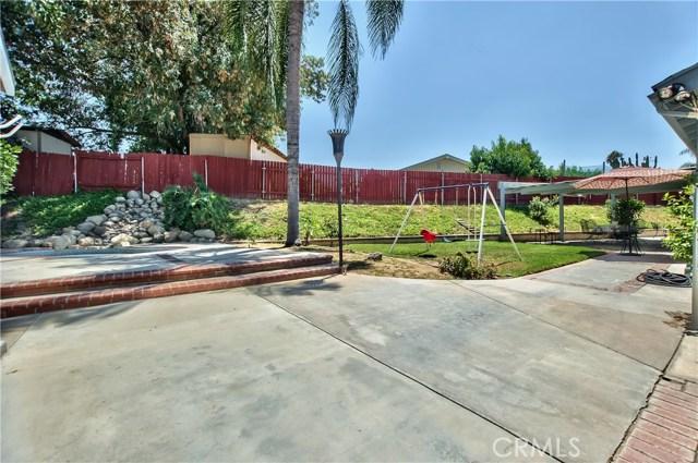 9120 Nopal Place Riverside, CA 92503 - MLS #: SW17185244