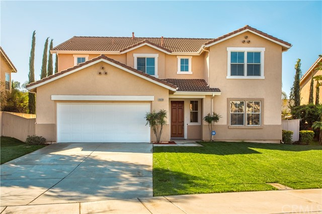 Single Family Home for Sale at 19039 Clover Court Riverside, California 92508 United States