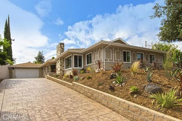 Single Family Home for Sale at 1808 Fern Lane Glendale, California 91208 United States