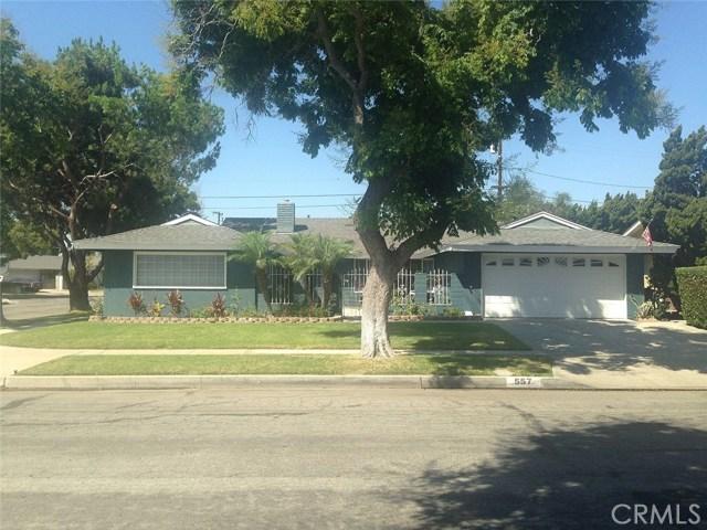 Photo of 557 S Chantilly Street, Anaheim, CA 92806