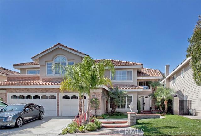 Single Family Home for Rent at 4443 East Wickham St 4443 Wickham Orange, California 92867 United States