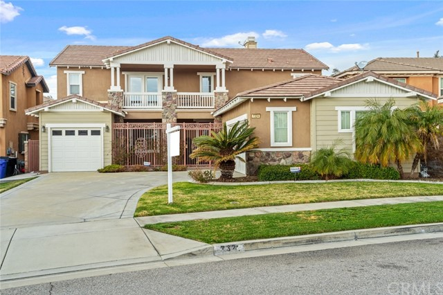 7324 Reserve Place, Rancho Cucamonga, California