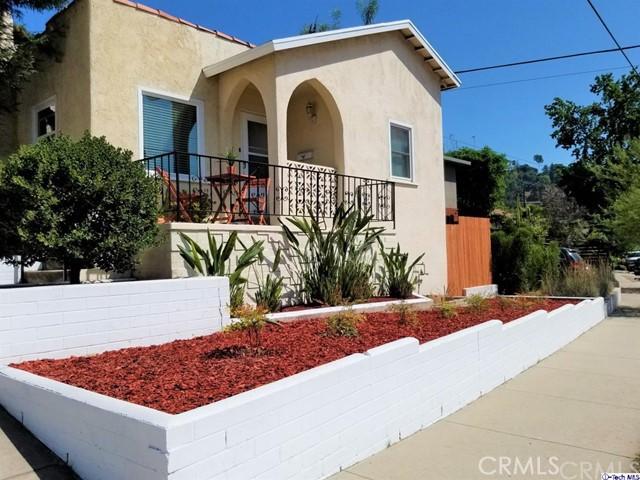4850 Floristan Avenue, Eagle Rock, California 90041, 2 Bedrooms Bedrooms, ,1 BathroomBathrooms,Residential,For Sale,Floristan,319003519