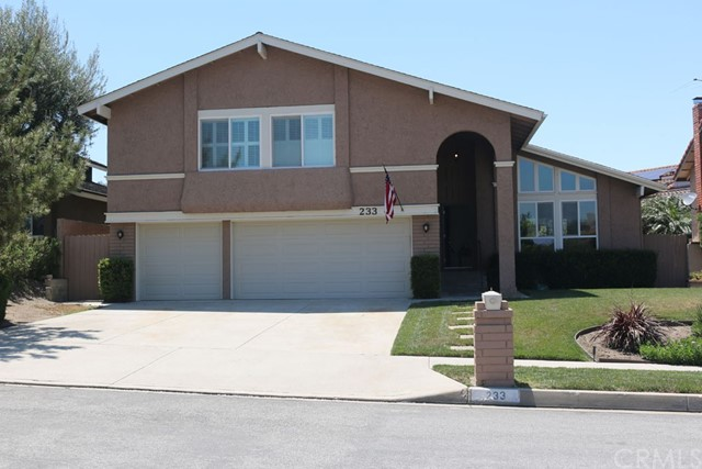 One of New Listing Anaheim Hills Homes for Sale at 233 S Calle Diaz