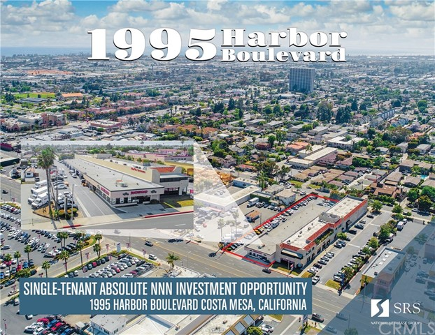 Retail for Sale at 1995 Harbor Boulevard Costa Mesa, California 92627 United States