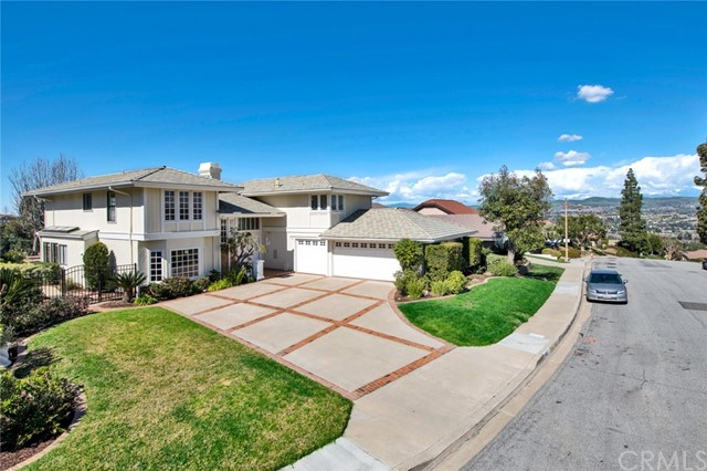 One of Custom Built Anaheim Hills Homes for Sale at 643 S Pathfinder