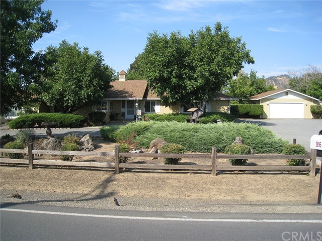 Single Family Home for Sale at 2895 Old Highway 53 Clearlake, California 95422 United States