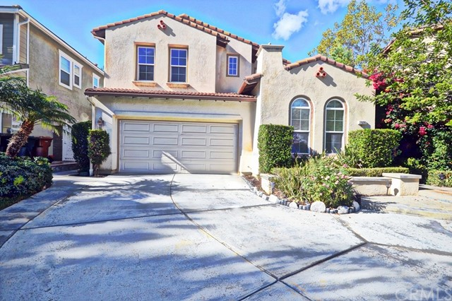 Single Family Home for Sale at 2920 Hawks Pointe Drive Fullerton, California 92833 United States