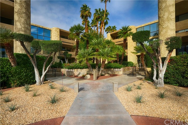 2454 E Palm Canyon Drive 1D Palm Springs, CA 92264 is listed for sale as MLS Listing PW17007989