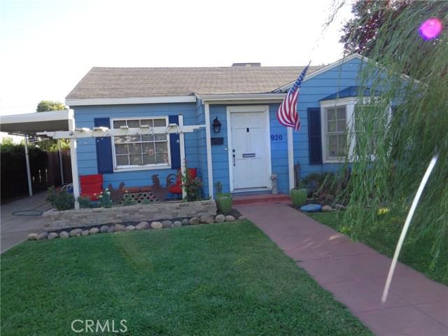 920 25th St, Merced, CA, 95340