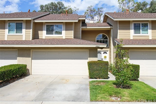 20865 Heatherview 18 Lake Forest, CA 92630 is listed for sale as MLS Listing PW17211605