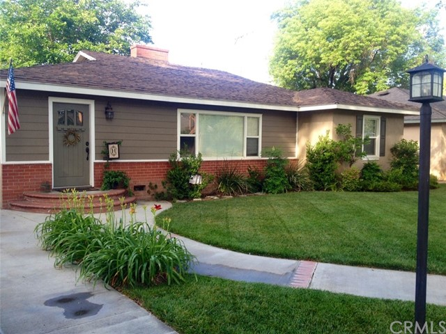 Single Family Home for Sale at 4466 Maplewood Place Riverside, California 92506 United States