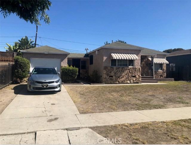 1306 S Cliveden Avenue, Los Angeles, California 90220, 3 Bedrooms Bedrooms, ,2 BathroomsBathrooms,Single family residence,For sale,Cliveden,CV19265353