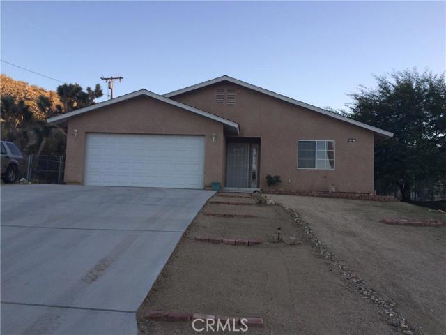 57435 Navajo Yucca Valley CA  92284