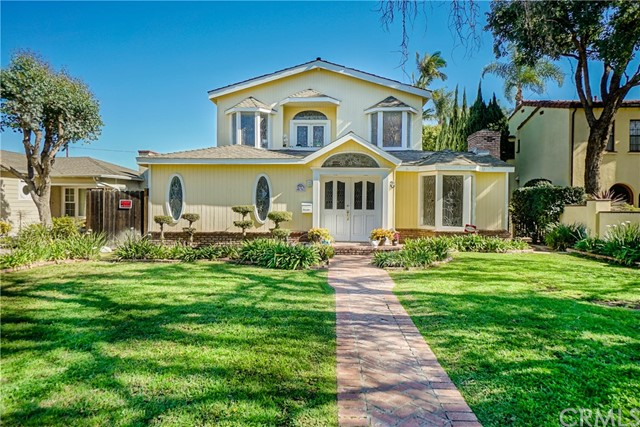 Single Family Home for Sale at 4210 Linden Avenue 4210 Linden Avenue Long Beach, California 90807 United States