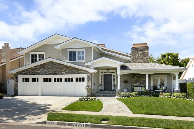 1839 Port Tiffin Place Newport Beach, CA 92660