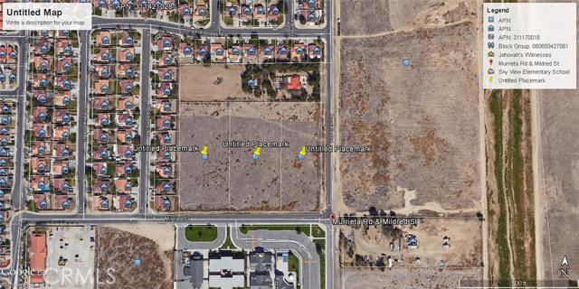 Real Estate for Sale, ListingId: 36491127, Perris,CA92570