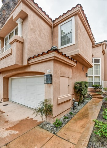 Townhouse for Sale at 2825 Wisteria Lane Fullerton, California 92833 United States