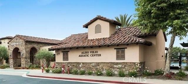 18 Rincon Way Aliso Viejo, CA 92656 - MLS #: OC17250979