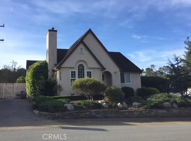2755 Pineridge Drive, Cambria, CA 93428