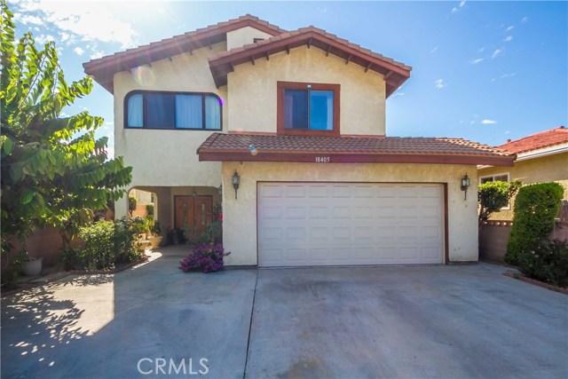 Single Family Home for Sale at 18405 Ibex Avenue Artesia, California 90701 United States