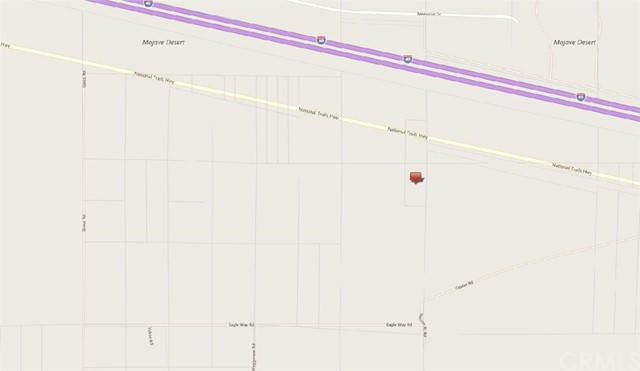 0 National Trails Hwy(south of) Newberry Springs, CA 92365 - MLS #: CV18163161