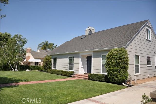 Single Family Home for Sale at 2431 Bonnie Brae Santa Ana, California 92706 United States