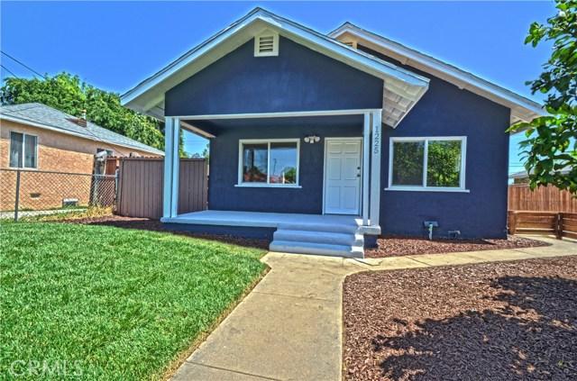 Single Family Home for Sale at 1225 Massachusetts Avenue San Bernardino, California 92411 United States