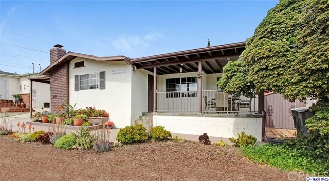 Single Family Home for Sale at 3651 1st Avenue Glendale, California 91214 United States