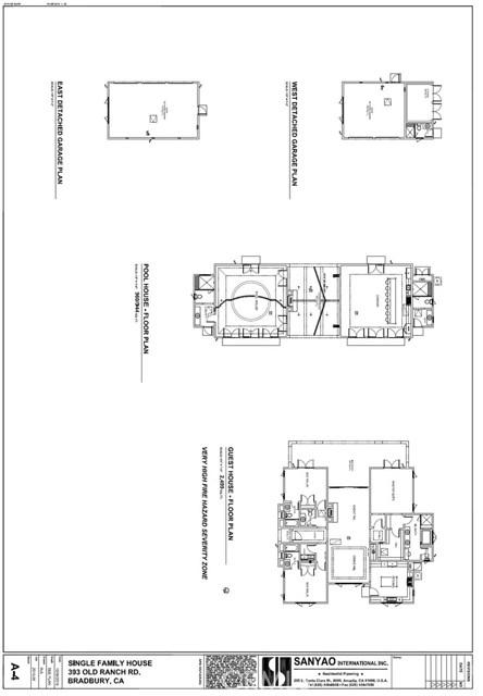 393 Old Ranch Road Bradbury, CA 91008 - MLS #: WS17170487