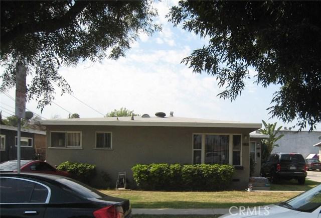 8242 3rd Street Paramount, CA 90723 - MLS #: SB17162330