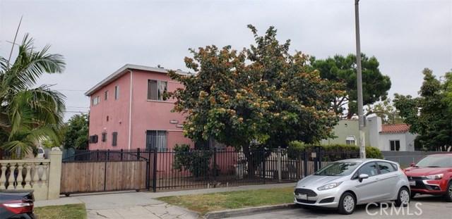 2730 Cloverdale Los Angeles CA 90016