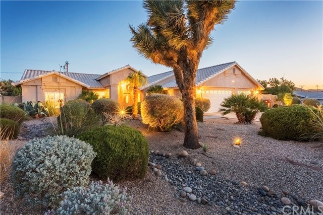 58089 Hidden Gold Drive Yucca Valley, CA 92284 - MLS #: JT17184284