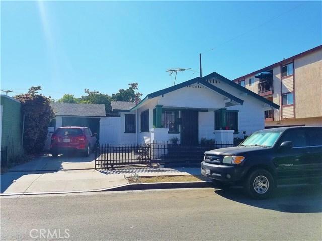 1015 Gaviota Avenue, Long Beach, CA, 90813