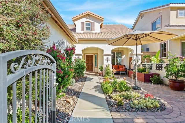 24953 Blue Oak Circle Menifee, CA 92584 - MLS #: SW18142502