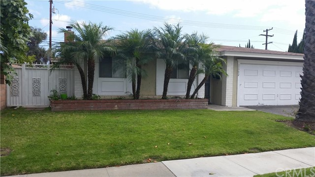 Single Family Home for Rent at 11792 Azalea St Fountain Valley, California 92708 United States