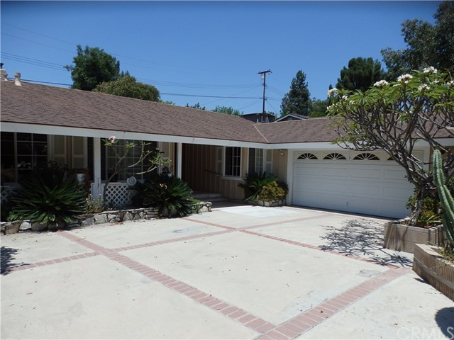 Single Family Home for Rent at 6277 Hillside Lane Whittier, California 90601 United States