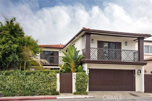 221 Via Lido Soud, Newport Beach, CA 92663