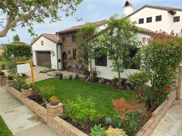 Single Family Home for Sale at 2712 Silverwood Rossmoor, California 90720 United States