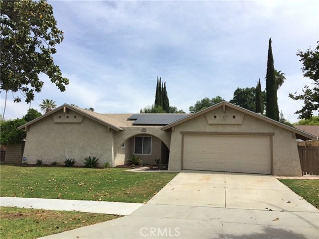 Single Family Home for Rent at 2877 Sandberg Street Riverside, California 92506 United States