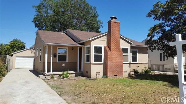 Single Family Home for Sale at 1139 Baker Street S Santa Ana, California 92707 United States